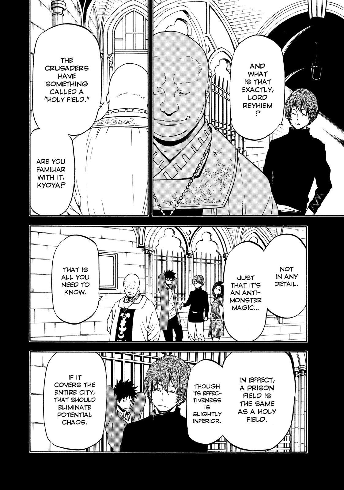 Tensei shitara Slime Datta Ken, Chapter 58 image 028