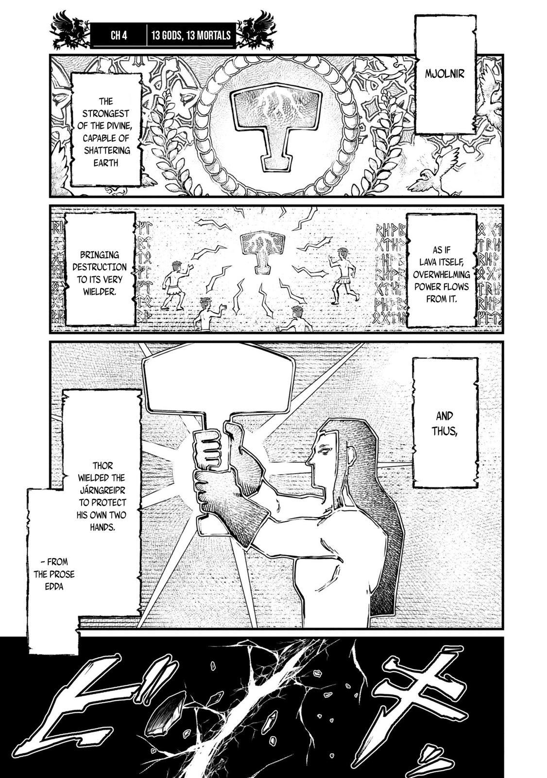 Shuumatsu no Valkyrie, Chapter 4 image 002