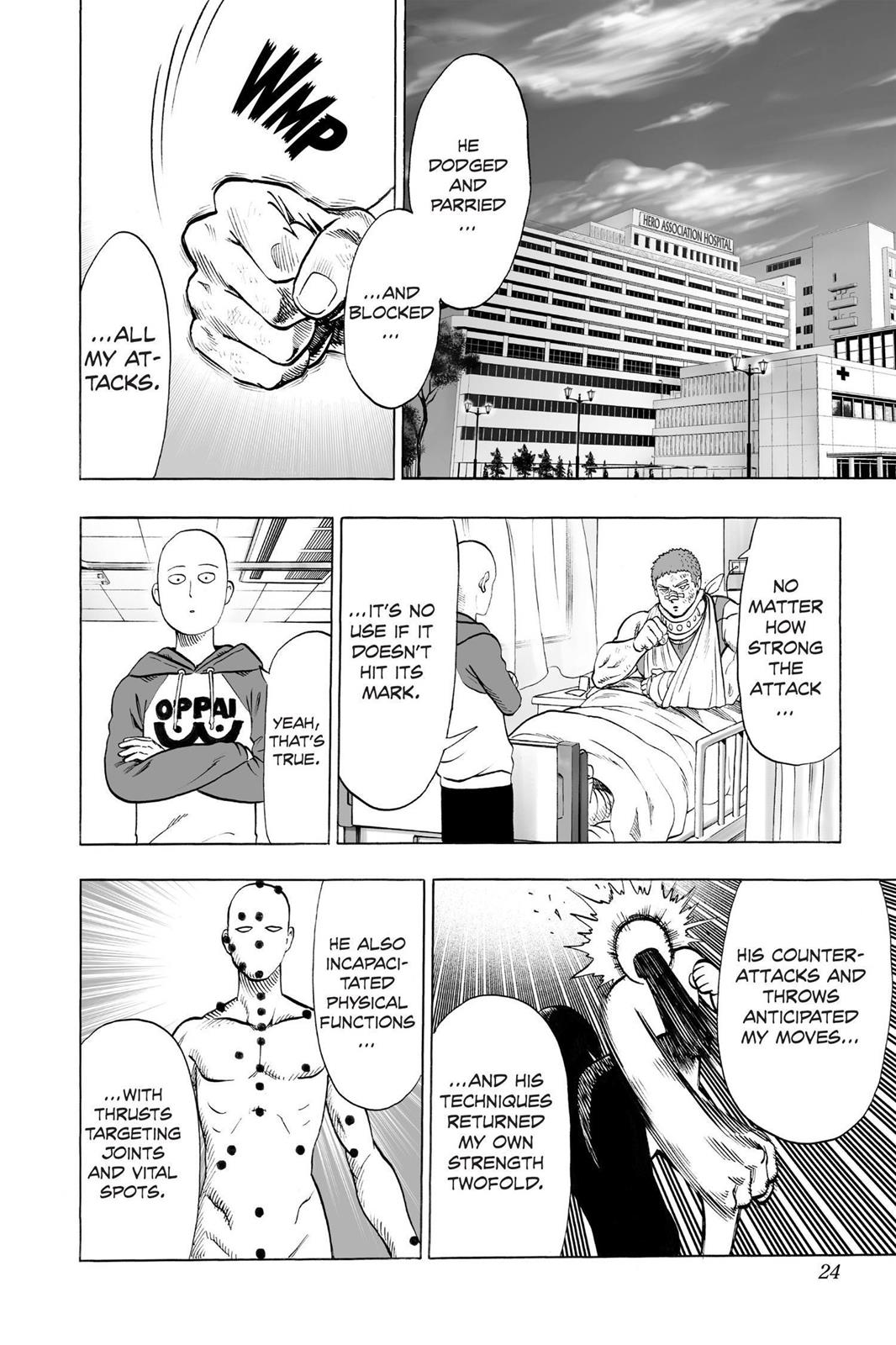 One-Punch Man, Chapter 49 image 005