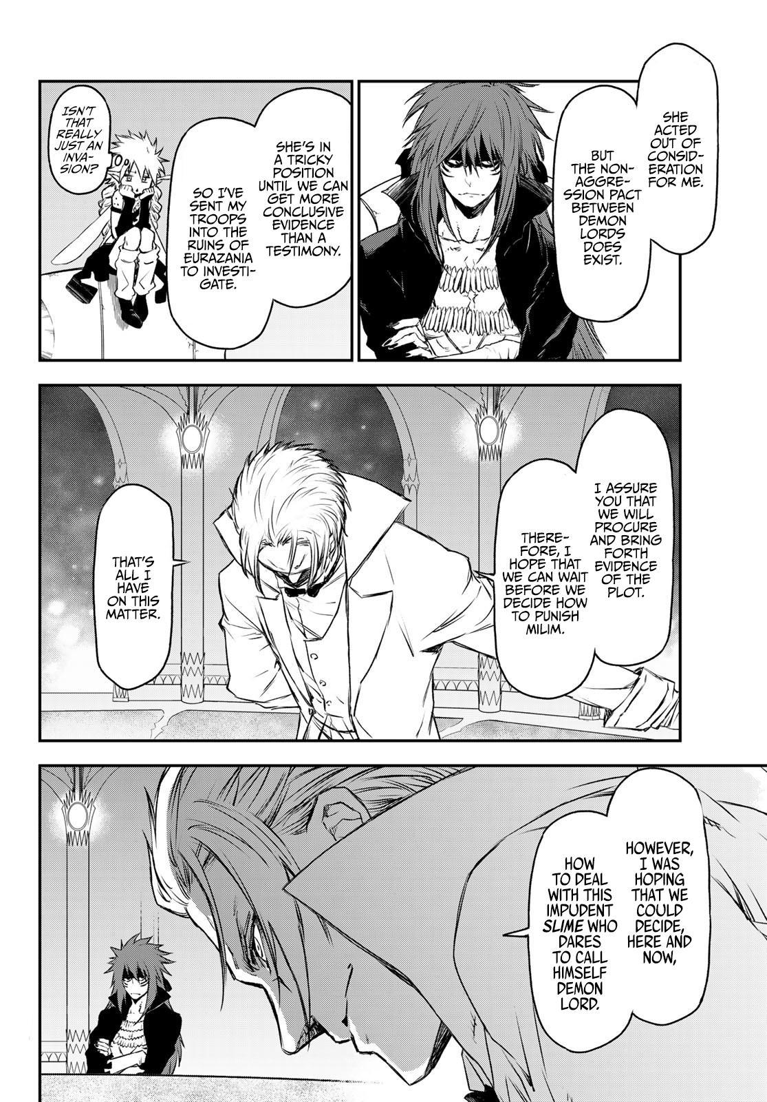 Tensei shitara Slime Datta Ken, Chapter 81 image 018