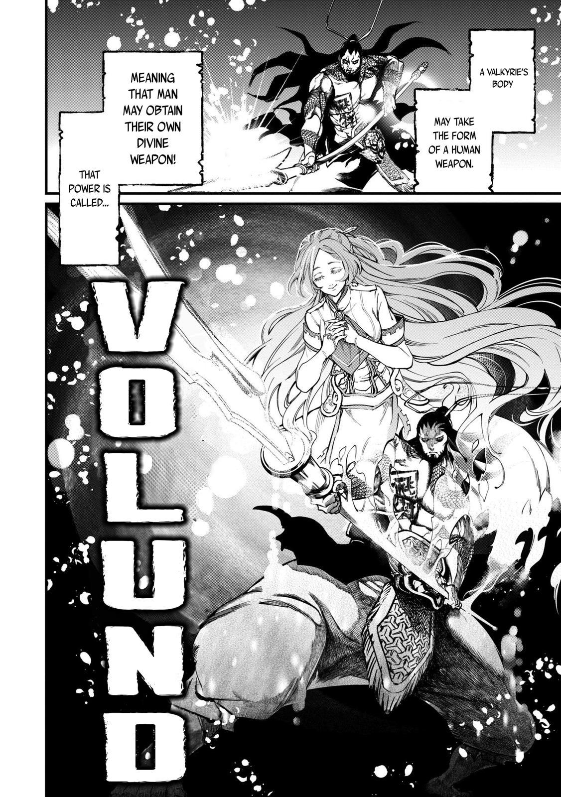 Shuumatsu no Valkyrie, Chapter 3 image 030