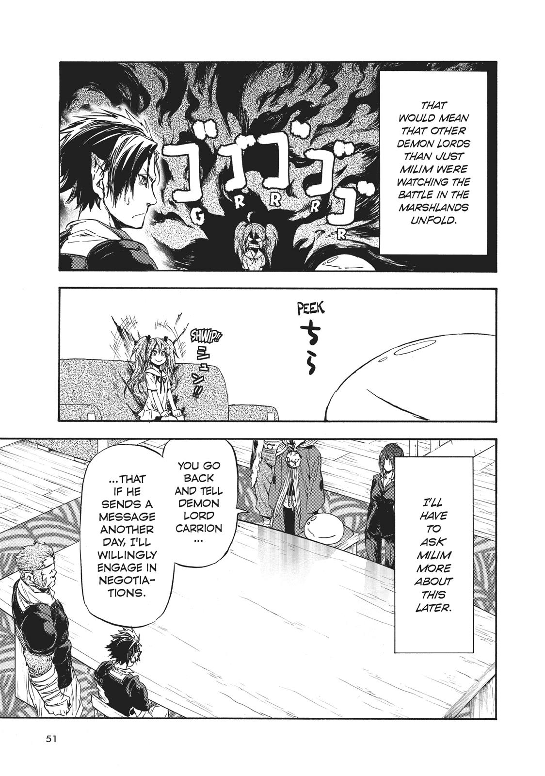 Tensei shitara Slime Datta Ken, Chapter 33 image 015