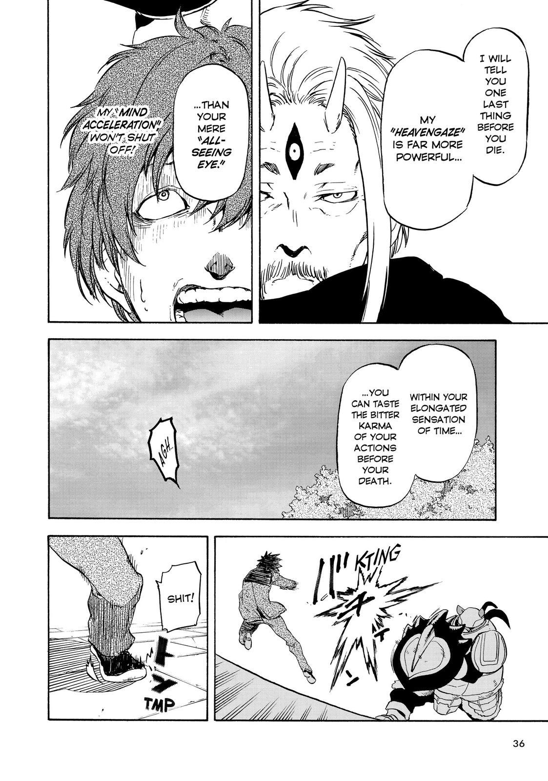 Tensei shitara Slime Datta Ken, Chapter 64 image 036