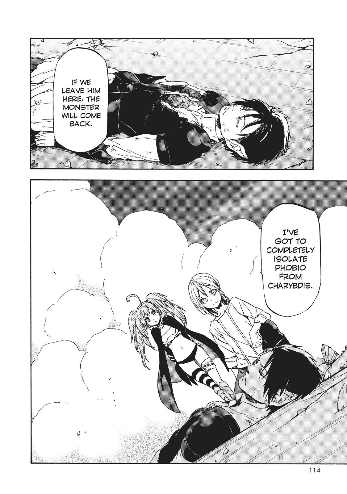 Tensei shitara Slime Datta Ken, Chapter 38 image 049