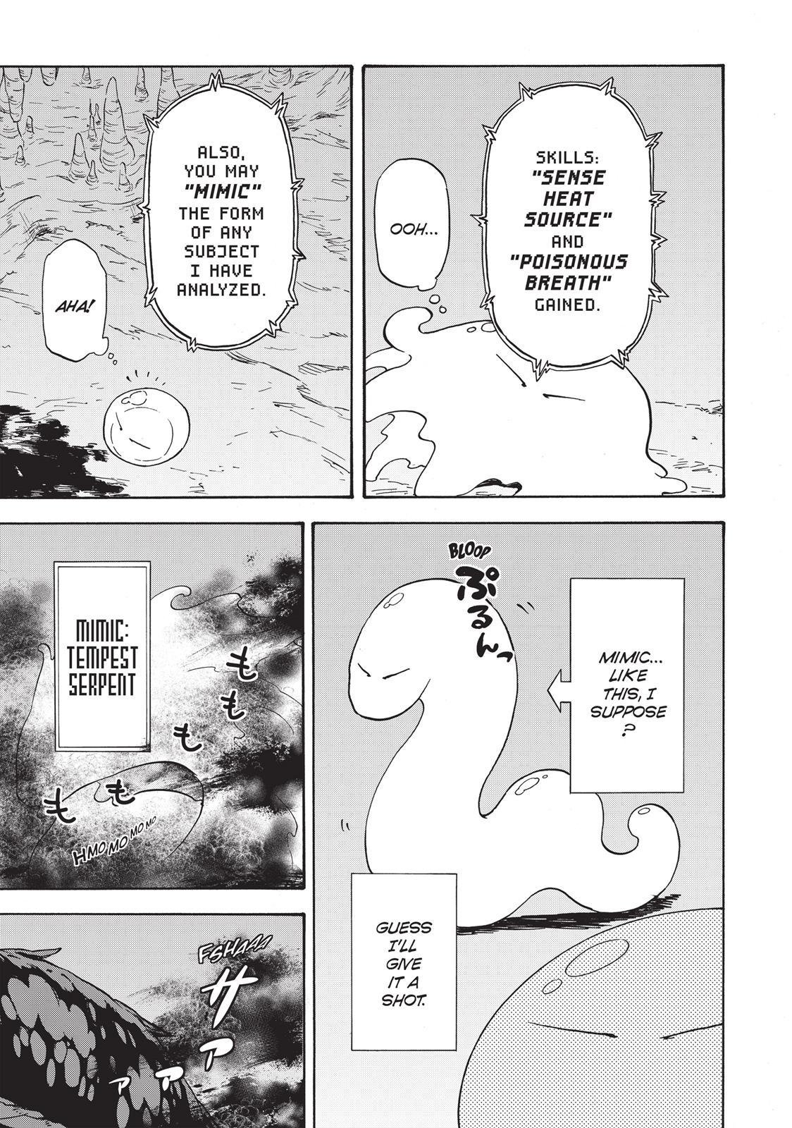 Tensei shitara Slime Datta Ken, Chapter 2 image 012