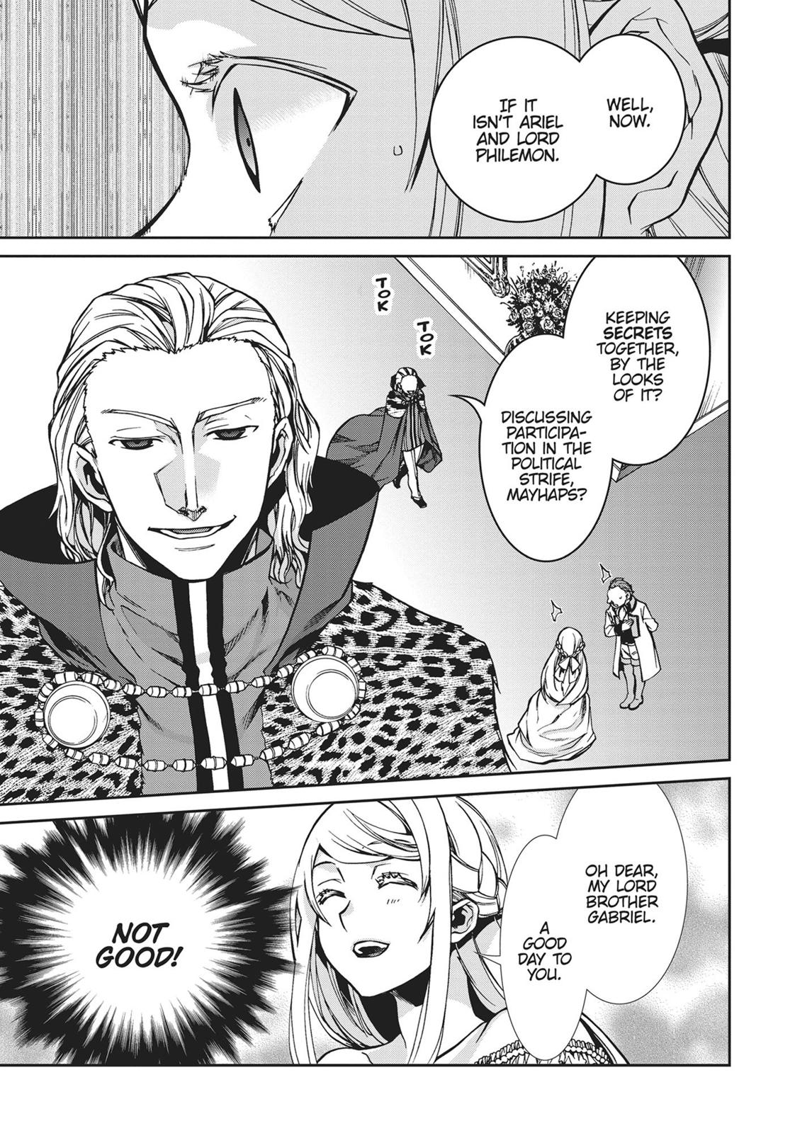Mushoku Tensei, Chapter 39 image 019