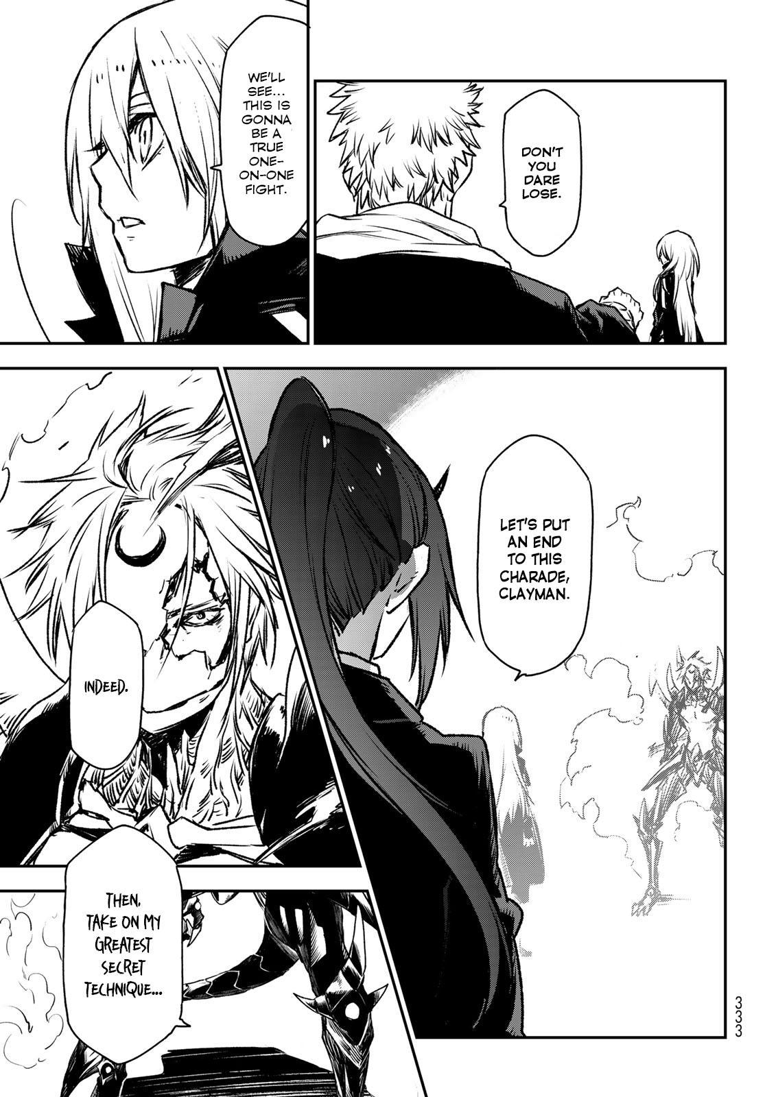 Tensei shitara Slime Datta Ken, Chapter 85 image 006