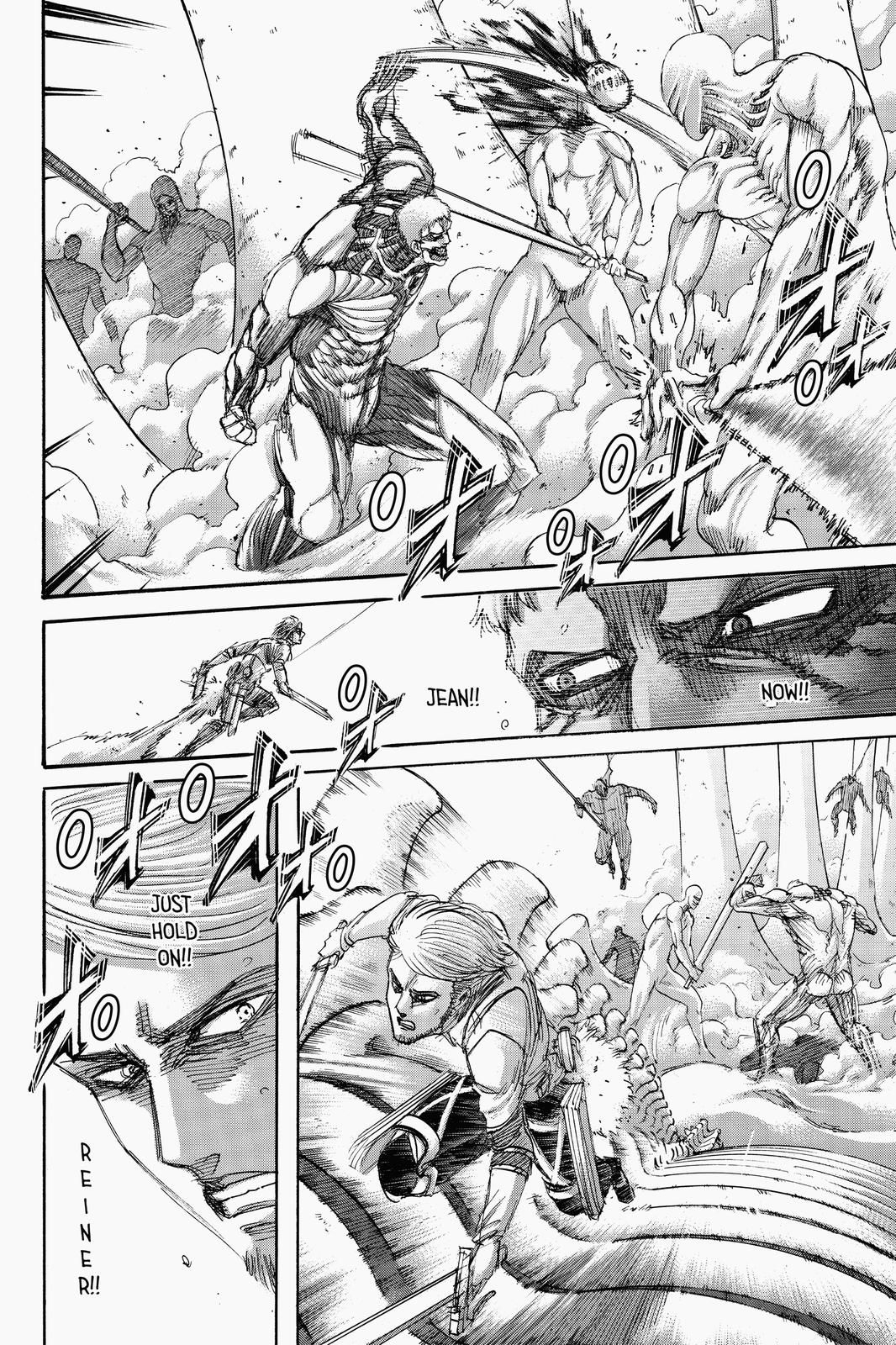 Attack On Titan, Episode 136 image 019