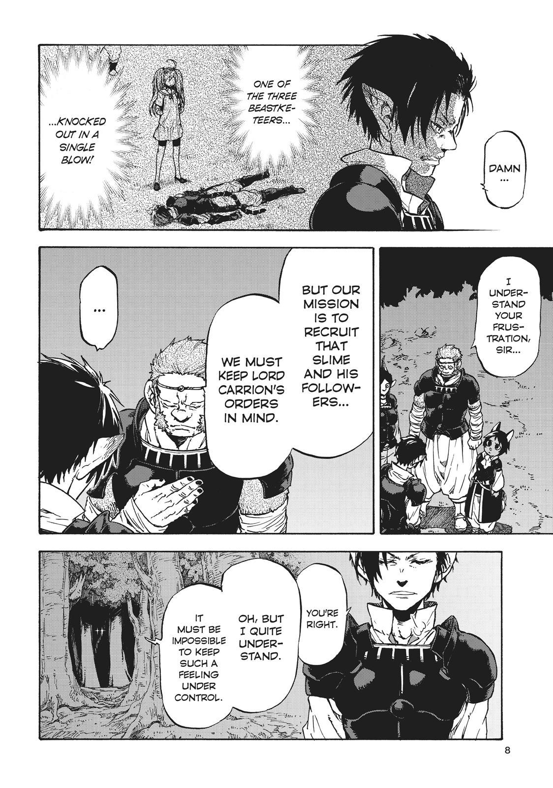 Tensei shitara Slime Datta Ken, Chapter 36 image 008