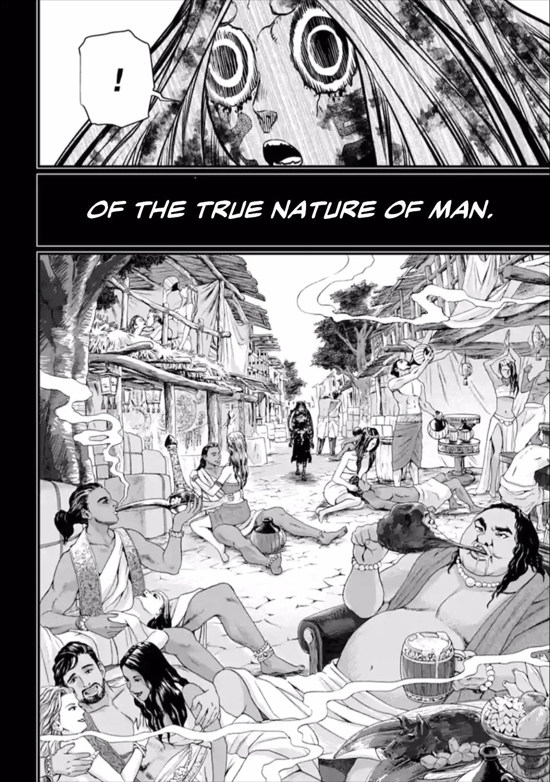 Shuumatsu no Valkyrie, Chapter 45 image 031