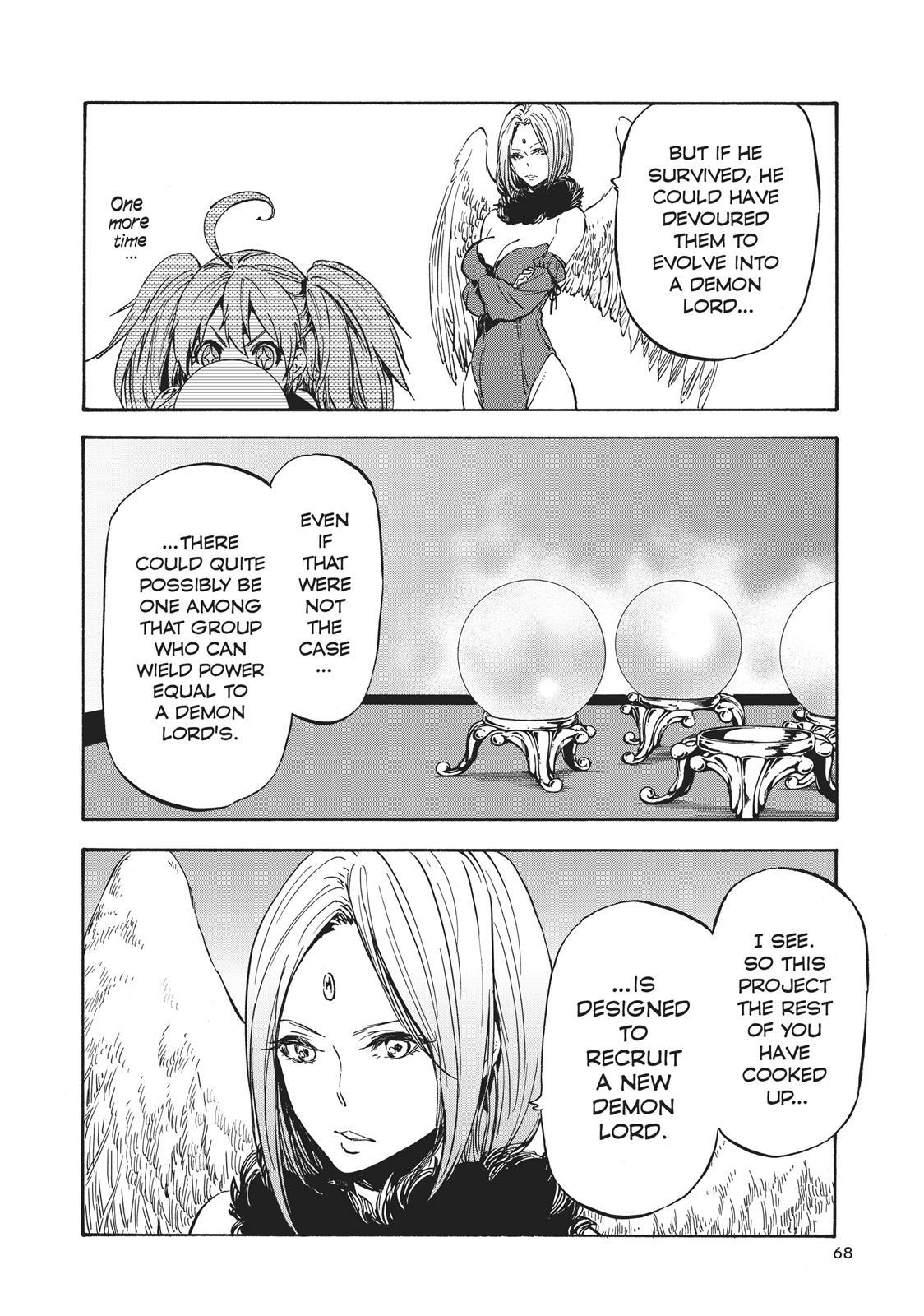 Tensei shitara Slime Datta Ken, Chapter 29 image 008