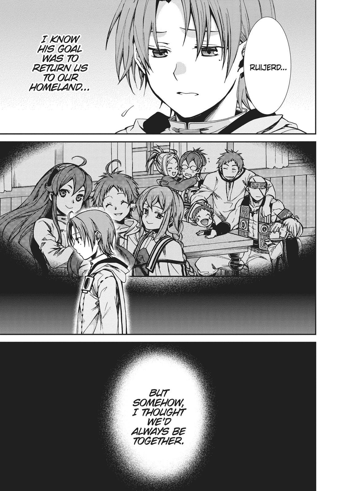 Mushoku Tensei, Chapter 49 image 019