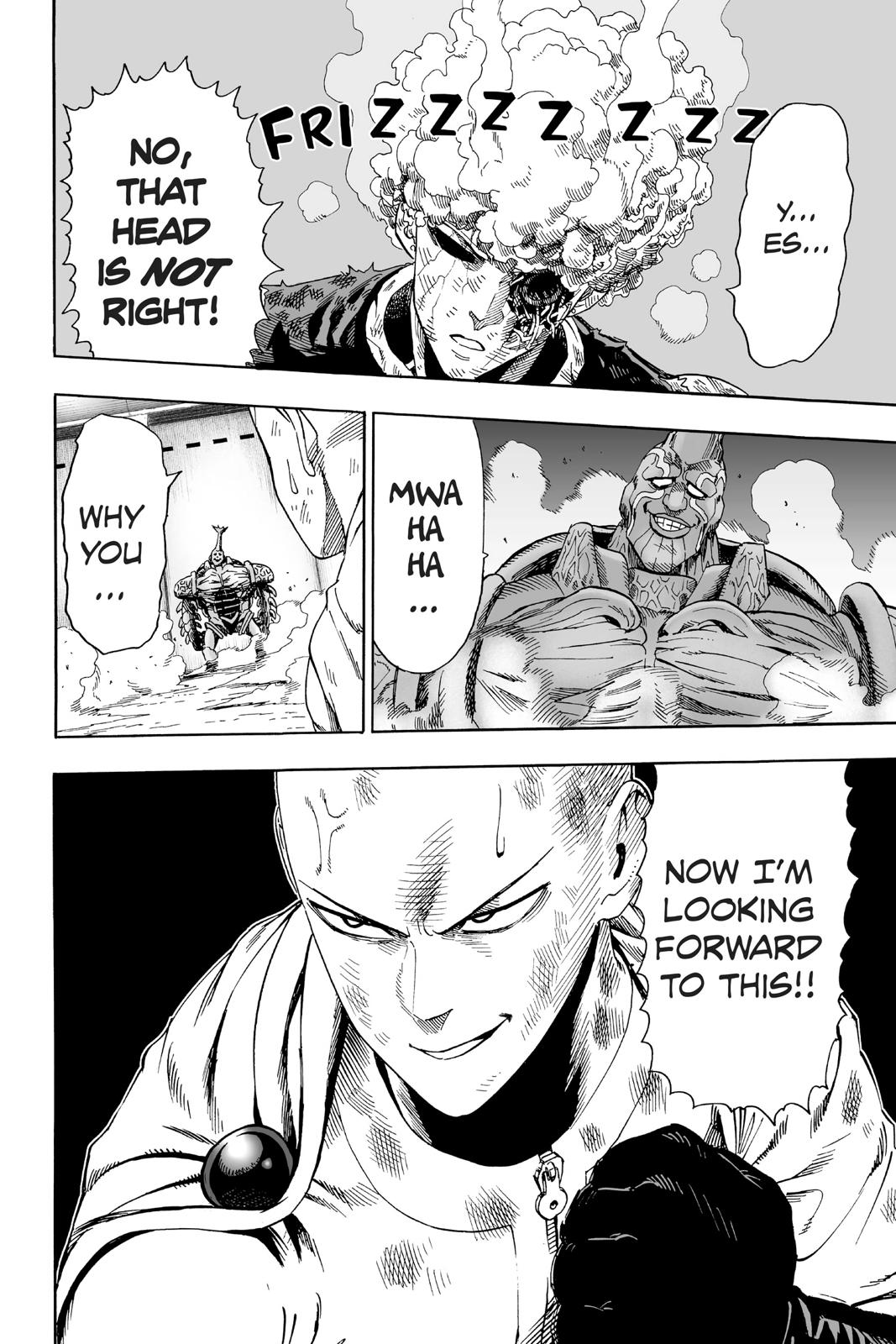 One-Punch Man, Chapter 10 image 019