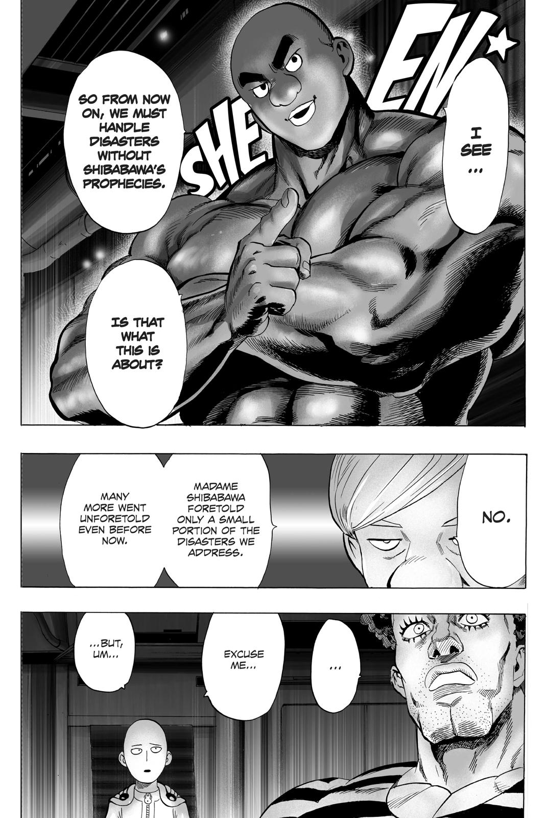 One-Punch Man, Chapter 31 image 007