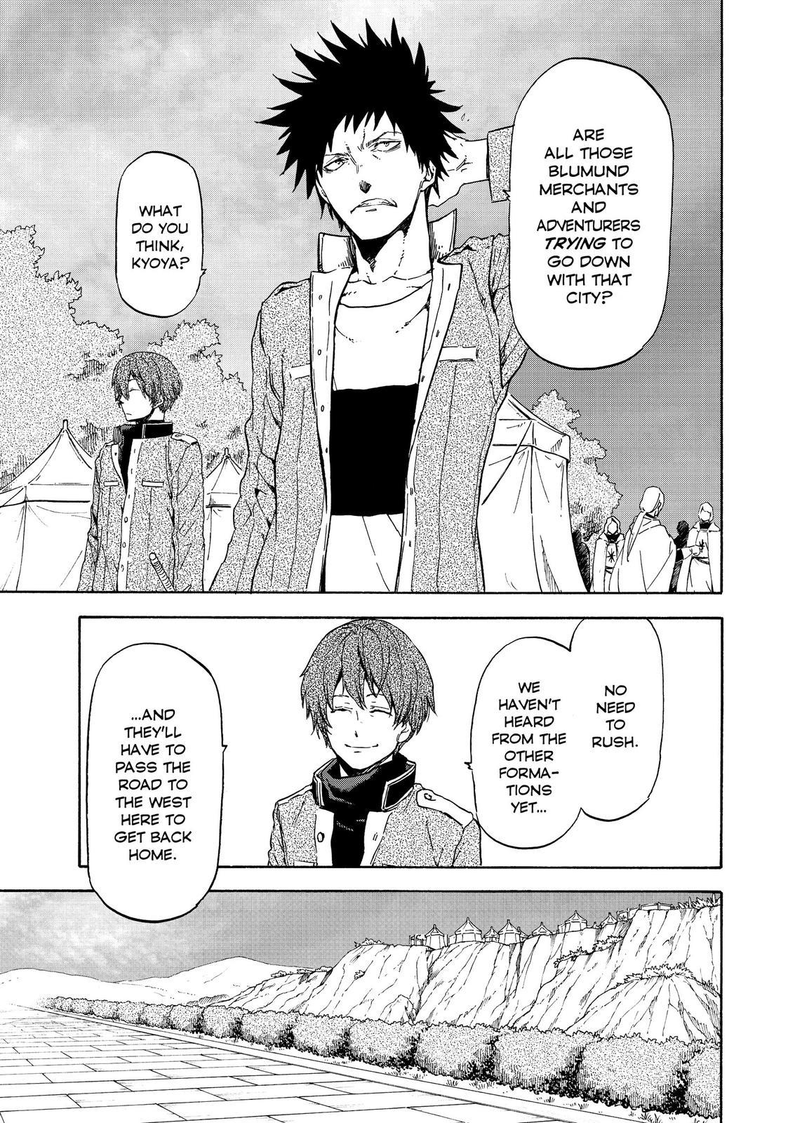 Tensei shitara Slime Datta Ken, Chapter 63 image 011