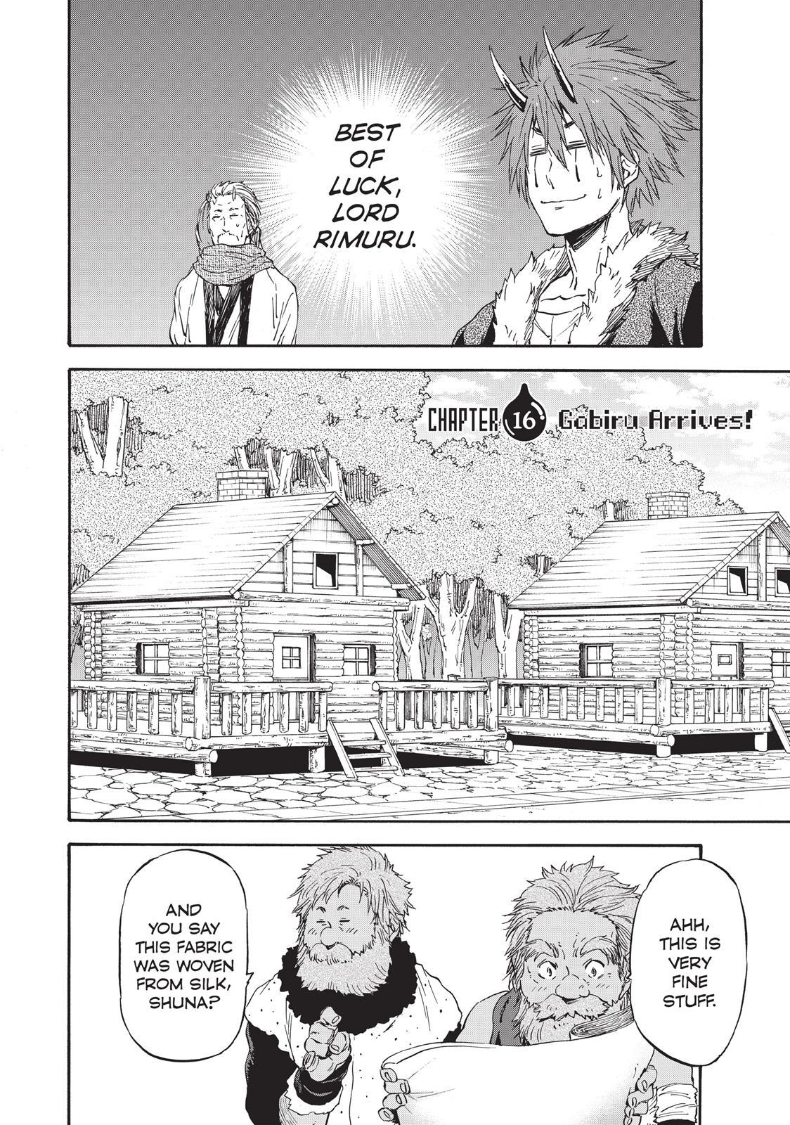 Tensei shitara Slime Datta Ken, Chapter 16 image 002