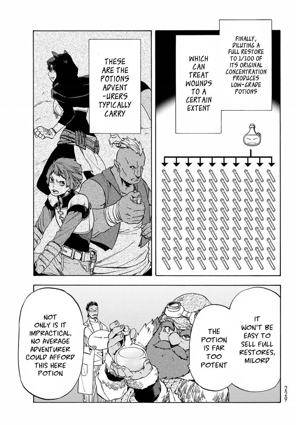Tensei shitara Slime Datta Ken, Chapter 43 image 016