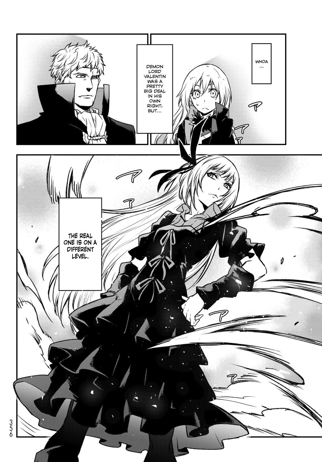 Tensei shitara Slime Datta Ken, Chapter 85 image 028