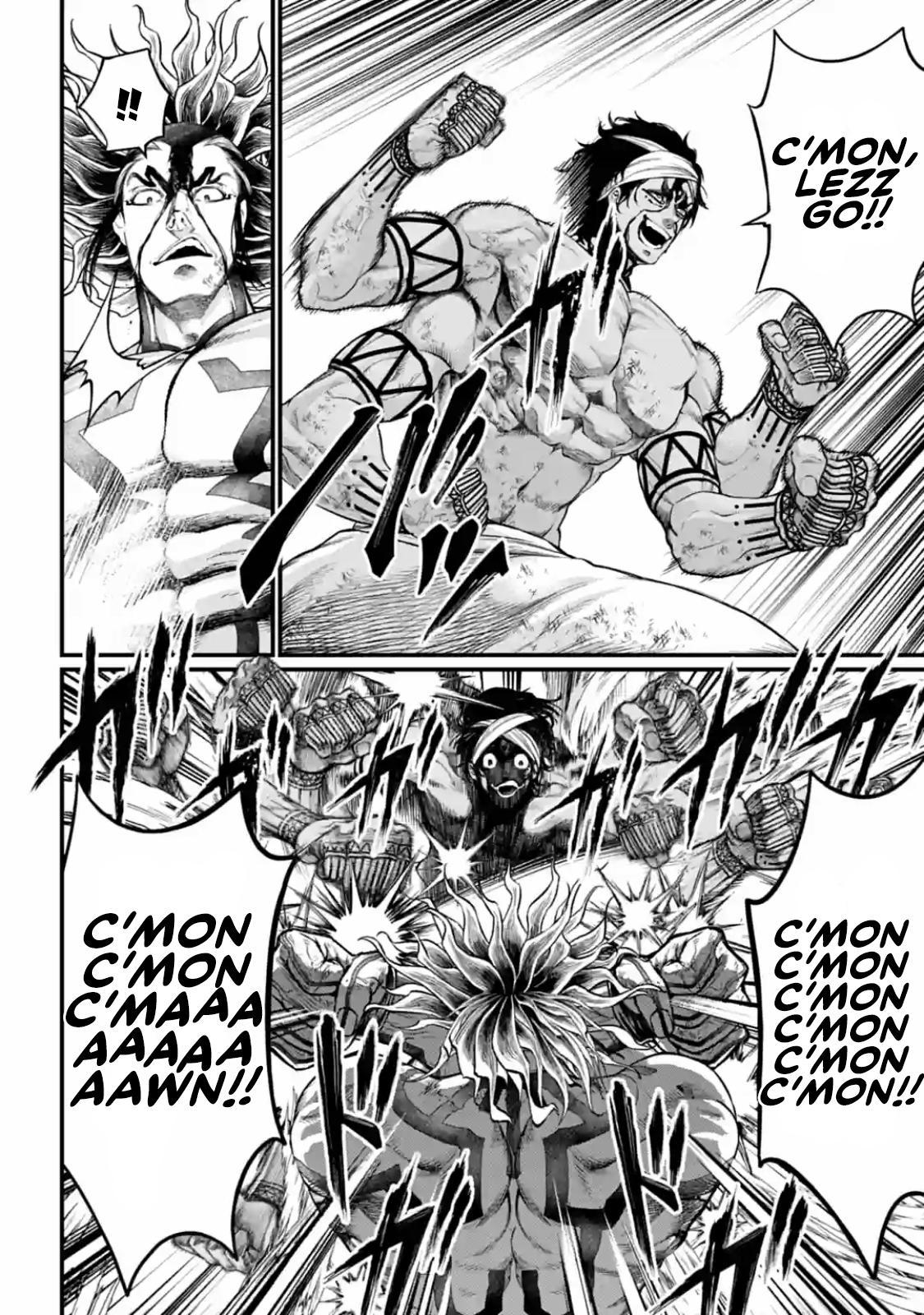 Shuumatsu no Valkyrie, Chapter 35 image 026