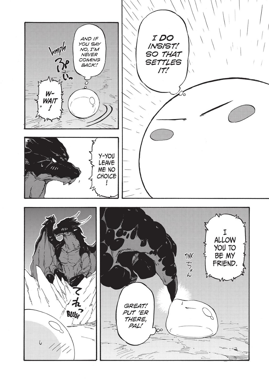 Tensei shitara Slime Datta Ken, Chapter 1 image 039