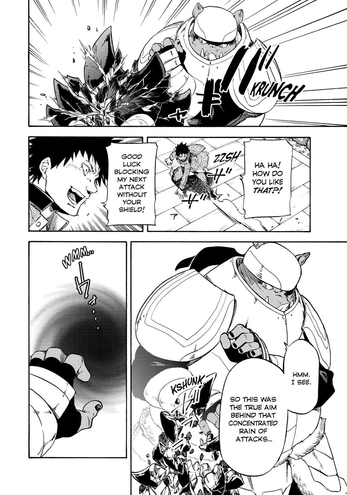 Tensei shitara Slime Datta Ken, Chapter 64 image 040