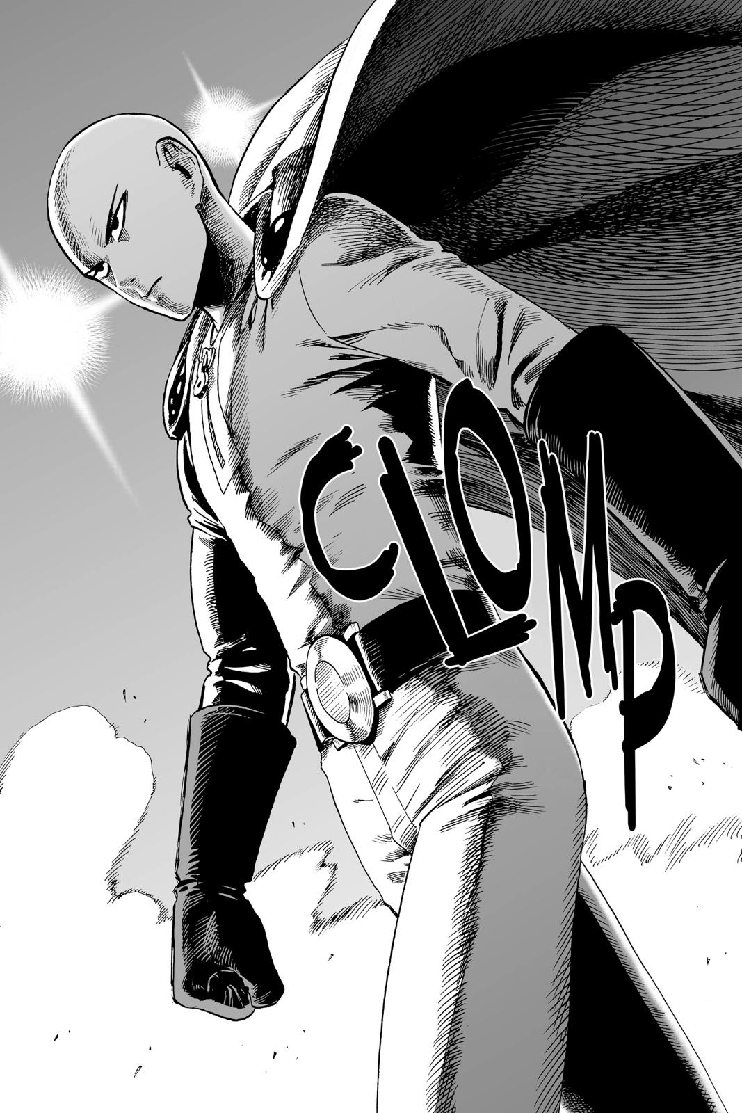 One-Punch Man, Chapter 10 image 023