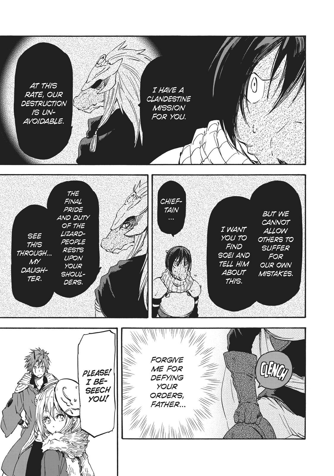Tensei shitara Slime Datta Ken, Chapter 20 image 028