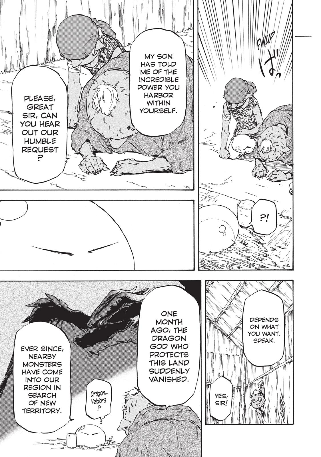 Tensei shitara Slime Datta Ken, Chapter 2 image 028
