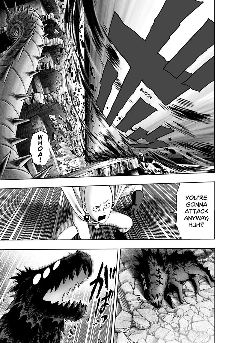 One-Punch Man, Chapter 106 image 006