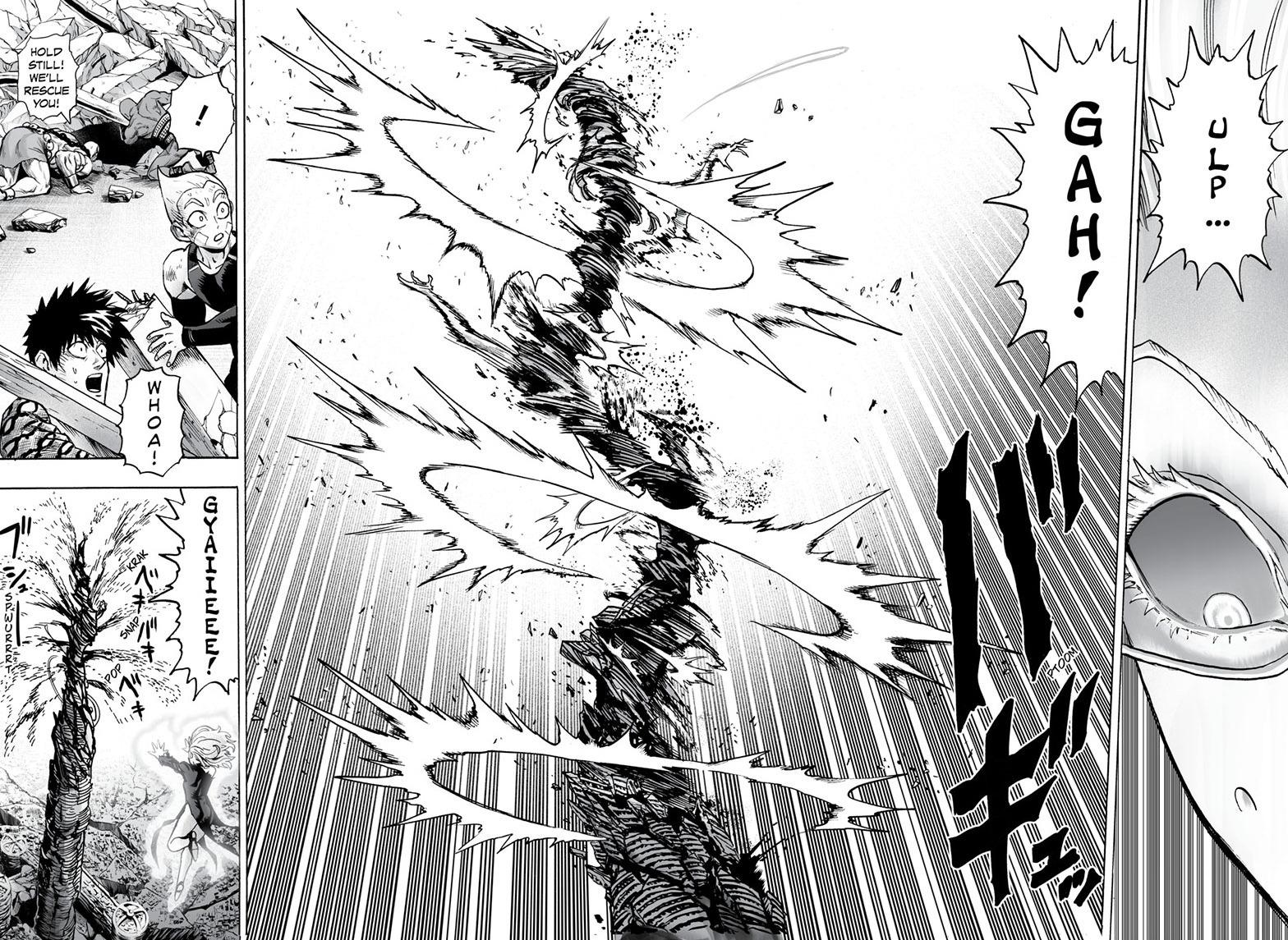 One-Punch Man, Chapter 131 image 019