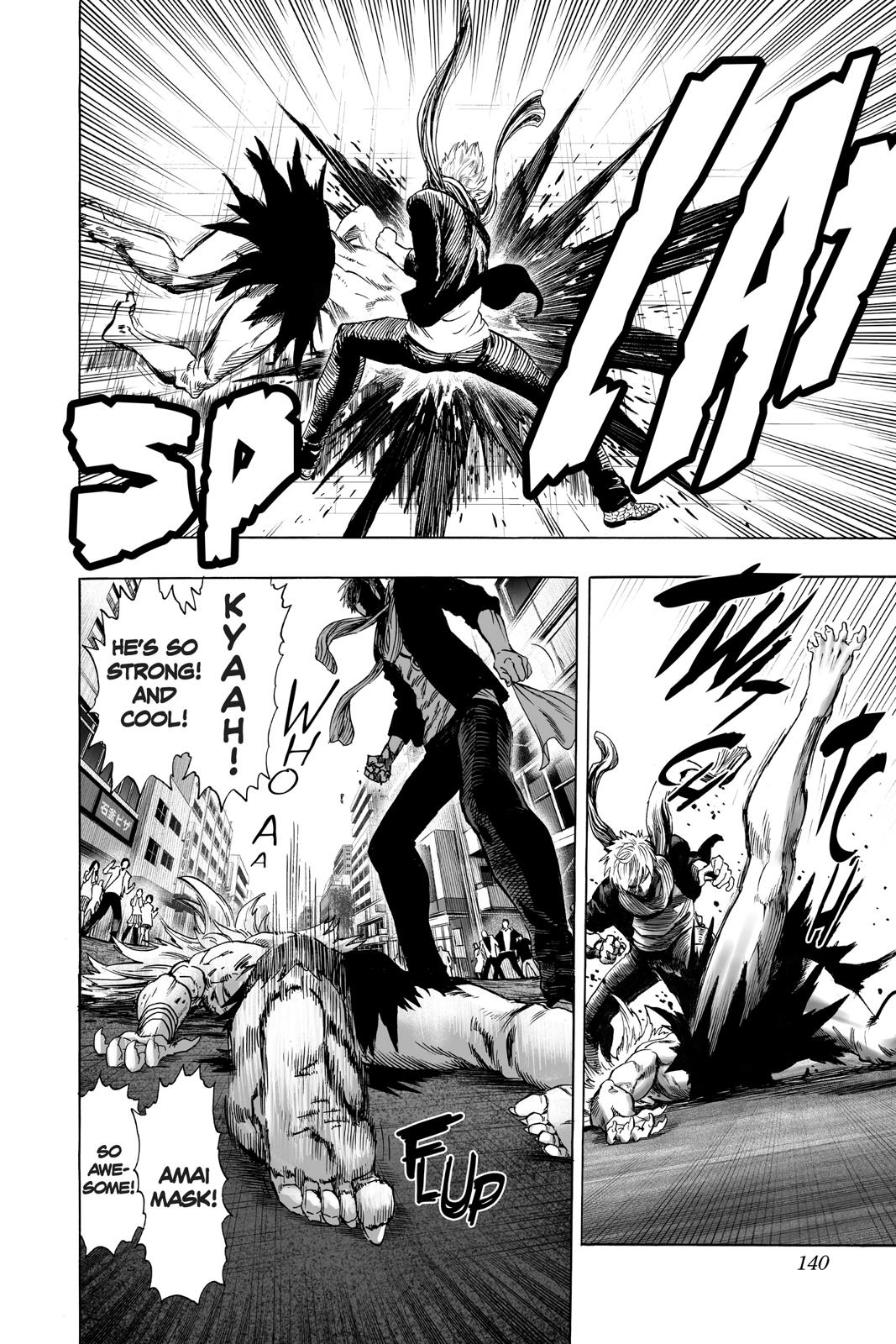 One-Punch Man, Chapter 45 image 012