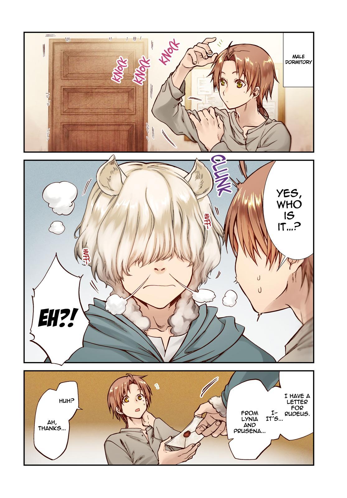 Mushoku Tensei, Chapter 65 image 002