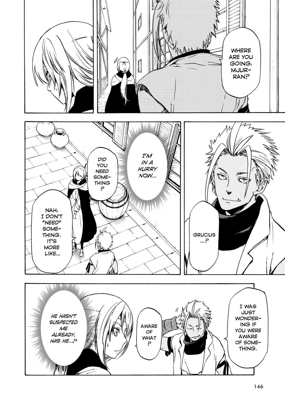 Tensei shitara Slime Datta Ken, Chapter 58 image 008