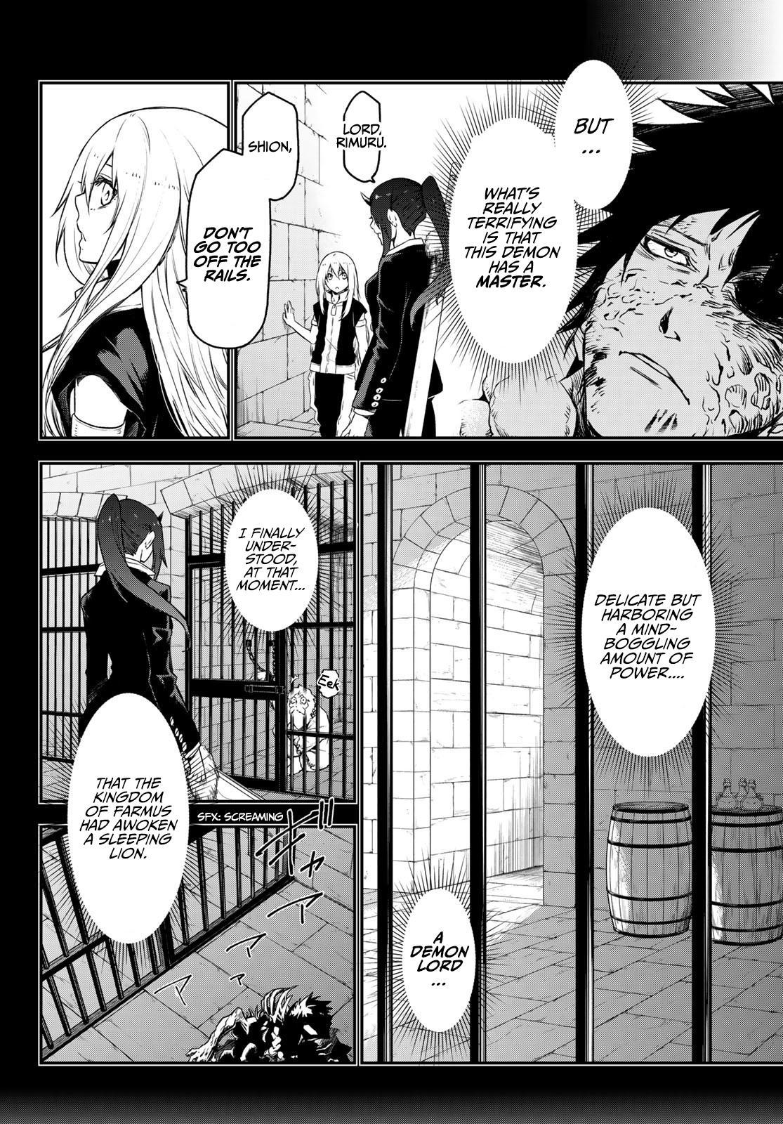 Tensei shitara Slime Datta Ken, Chapter 82 image 044