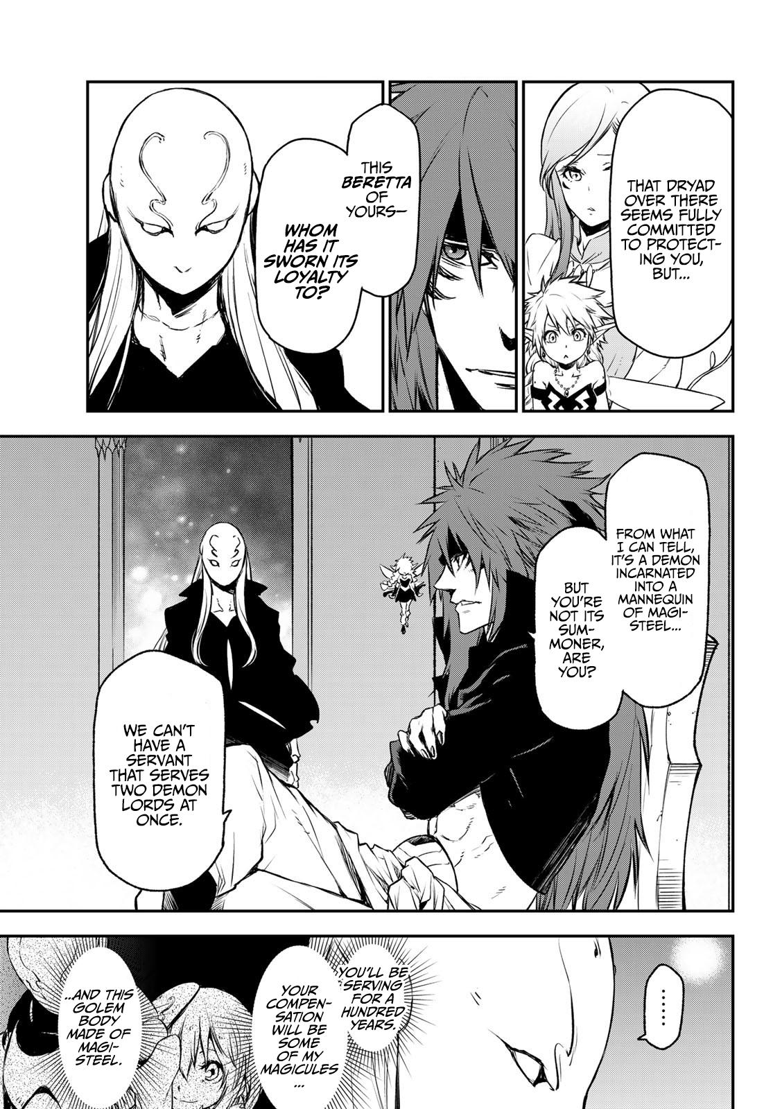 Tensei shitara Slime Datta Ken, Chapter 82 image 031