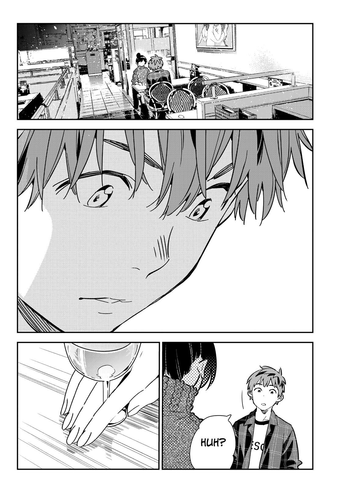 Kanojo Okarishimasu, Chapter 173 image 015