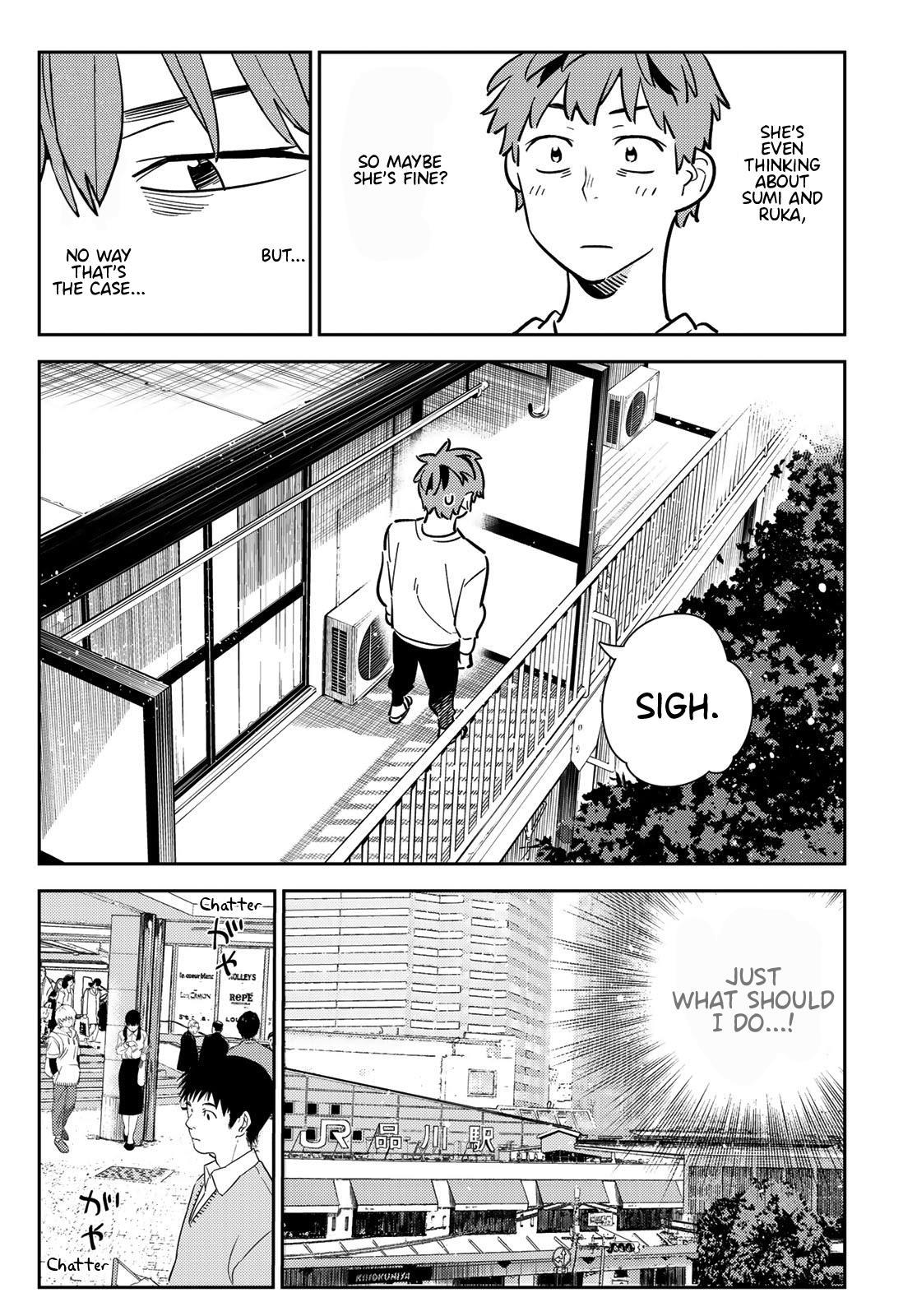 Kanojo Okarishimasu, Chapter 93 image 009