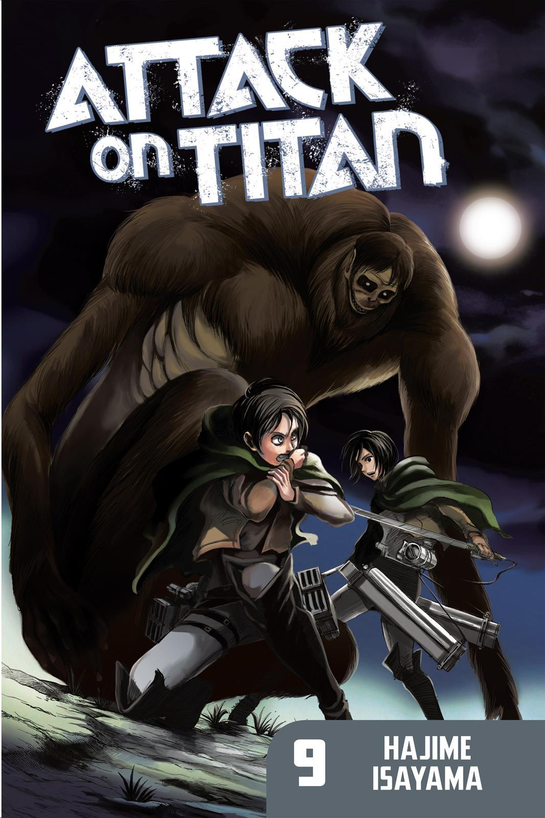 Attack On Titan, Episode 35 image 001