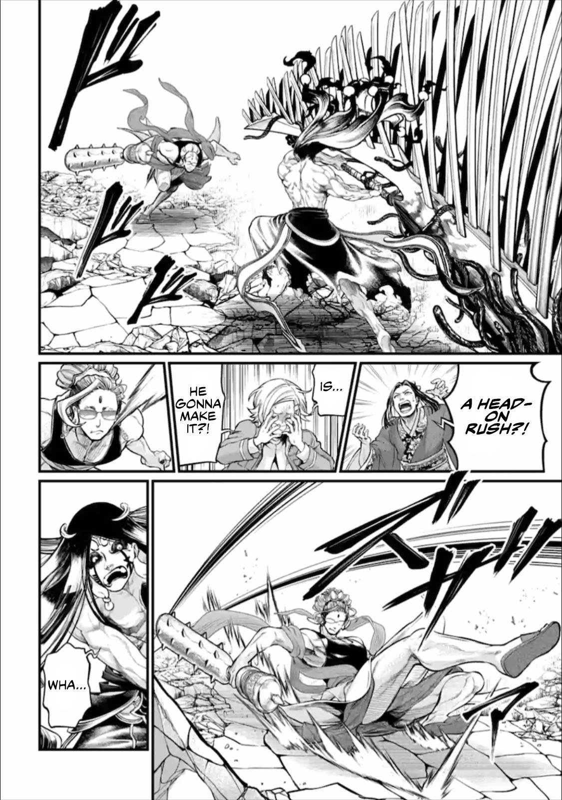 Shuumatsu no Valkyrie, Chapter 47 image 011