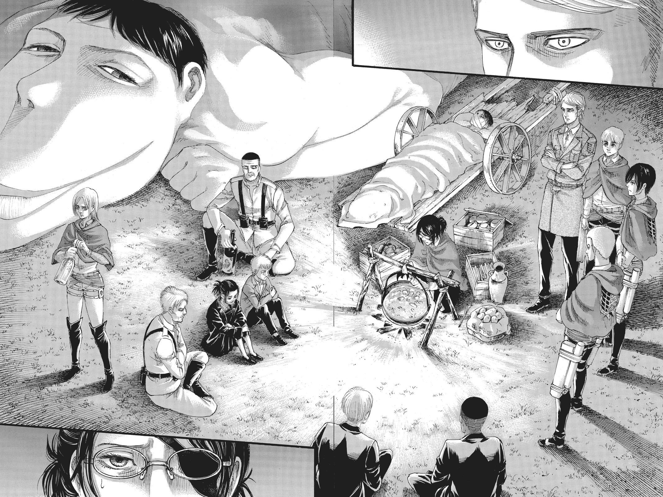 Attack On Titan, Episode 127 image 014