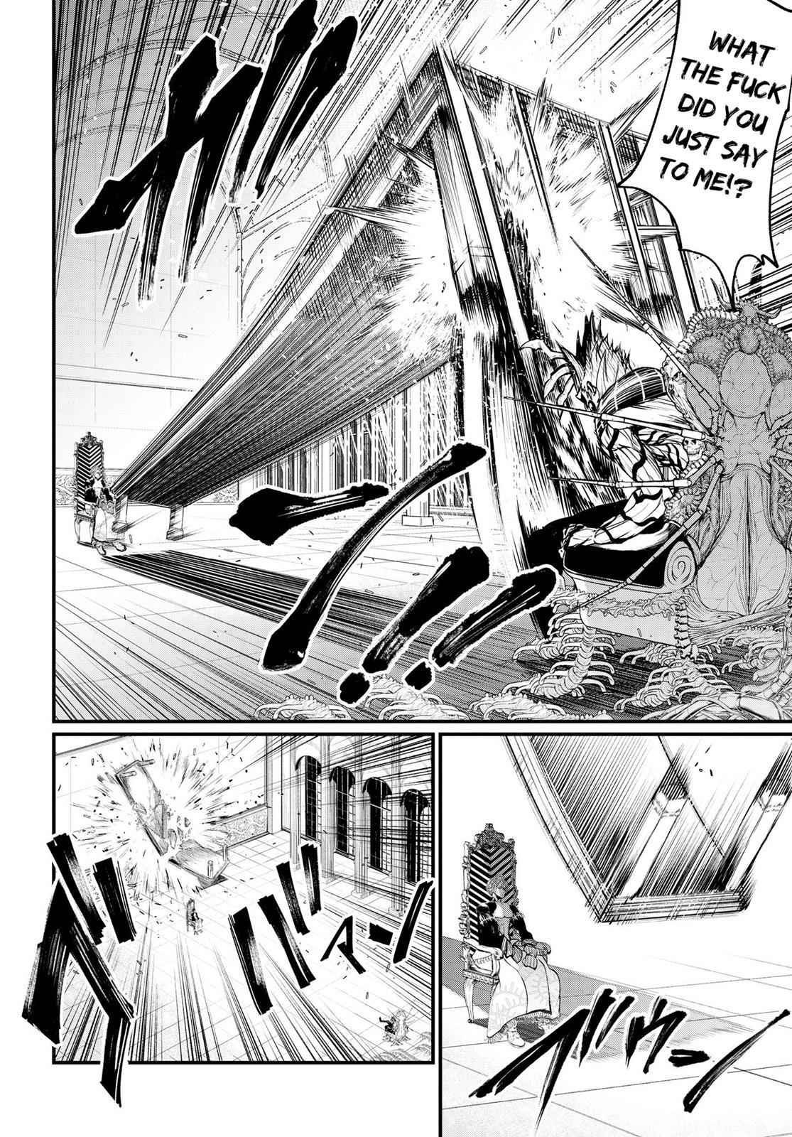 Shuumatsu no Valkyrie, Chapter 15 image 022