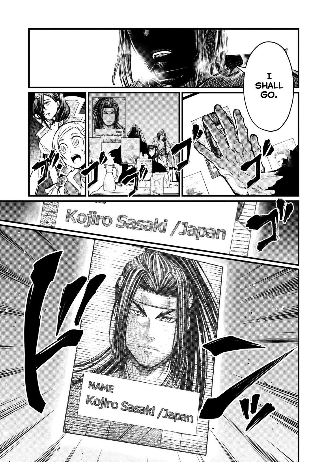 Shuumatsu no Valkyrie, Chapter 13 image 020