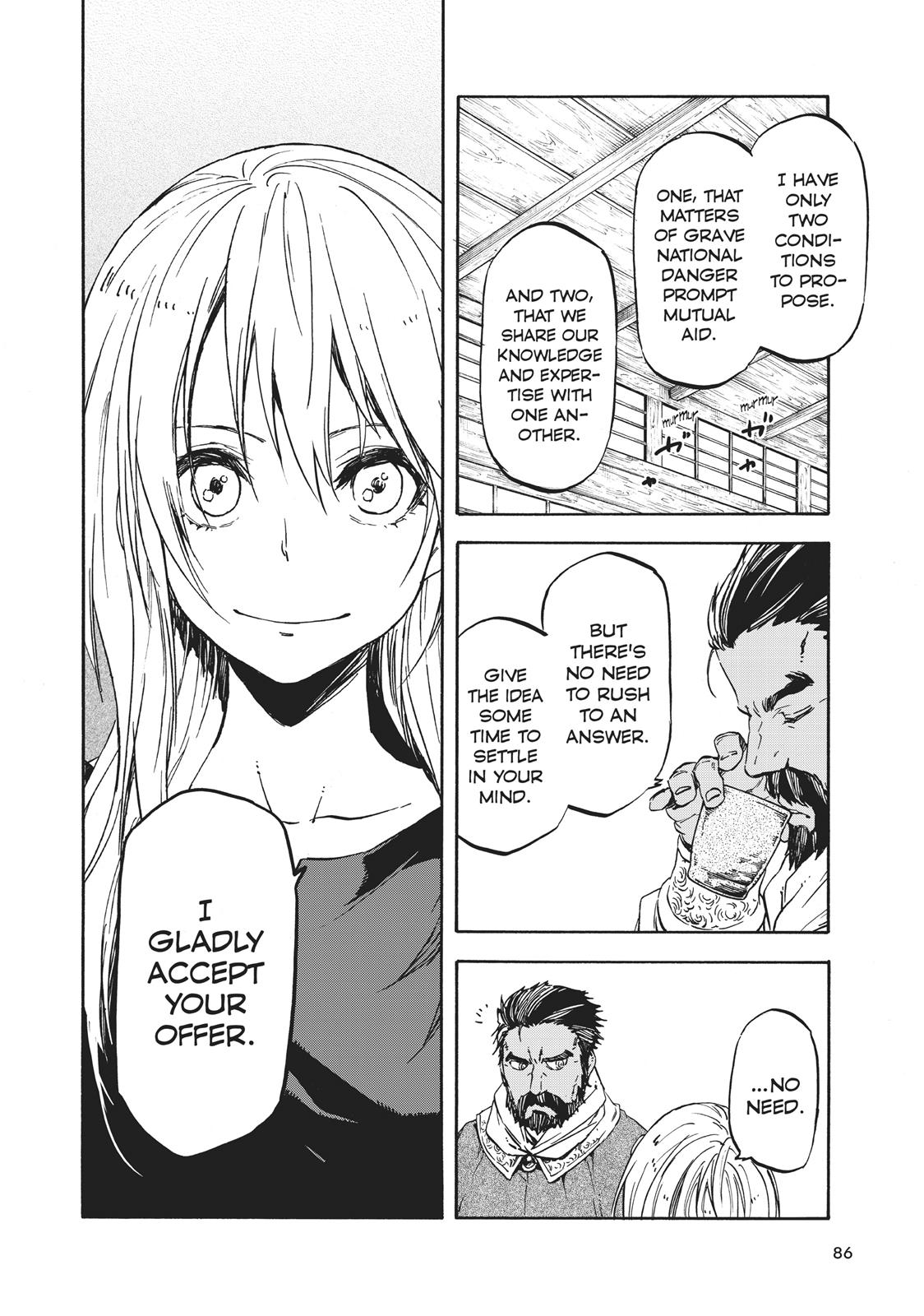 Tensei shitara Slime Datta Ken, Chapter 29 image 026