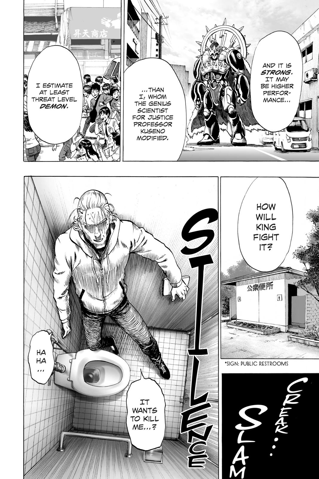 One-Punch Man, Chapter 38 image 027