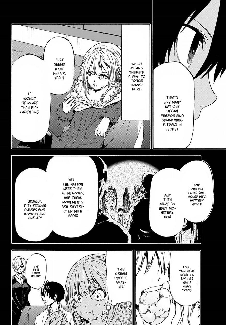 Tensei shitara Slime Datta Ken, Chapter 47 image 012