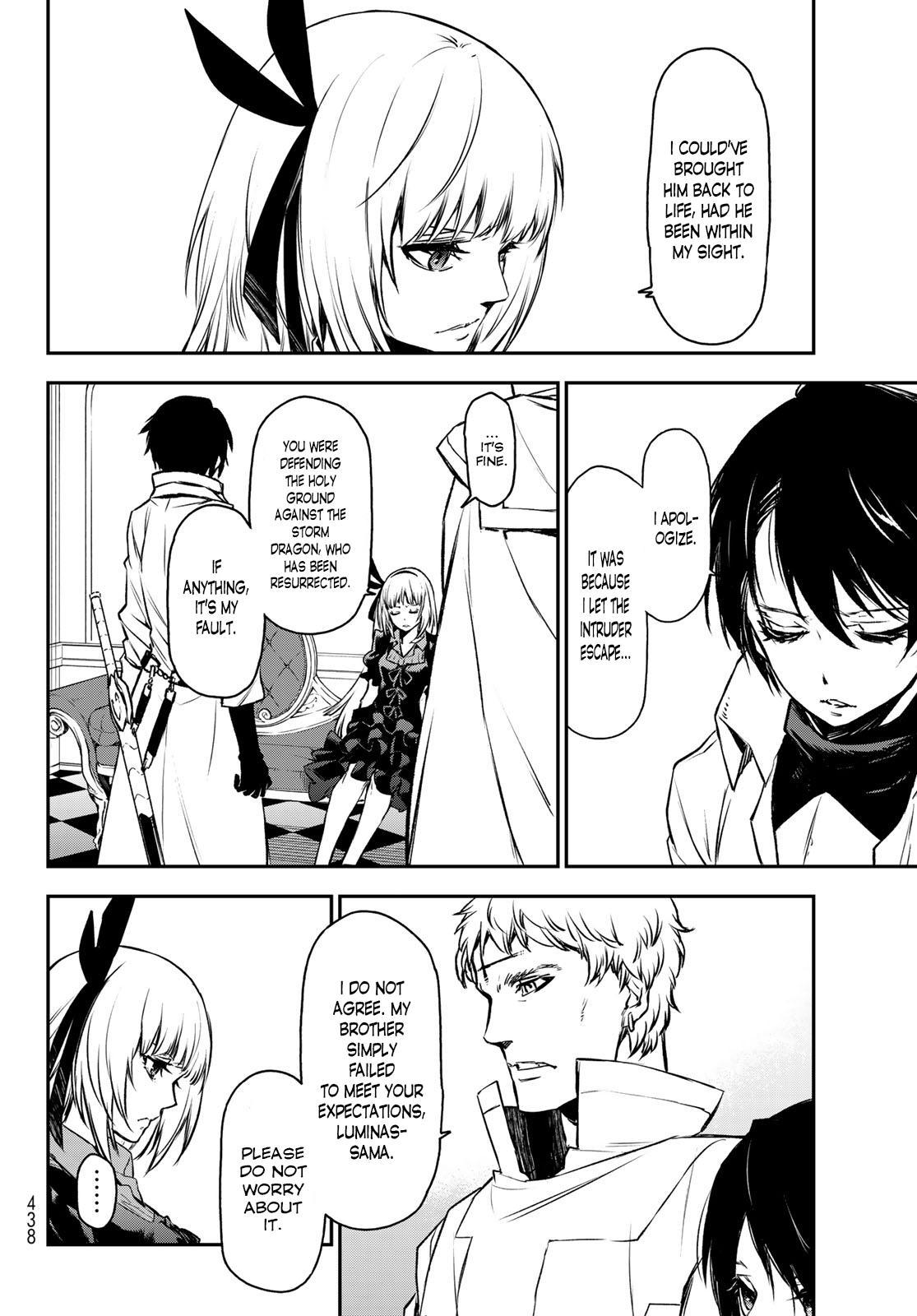 Tensei shitara Slime Datta Ken, Chapter 87 image 28