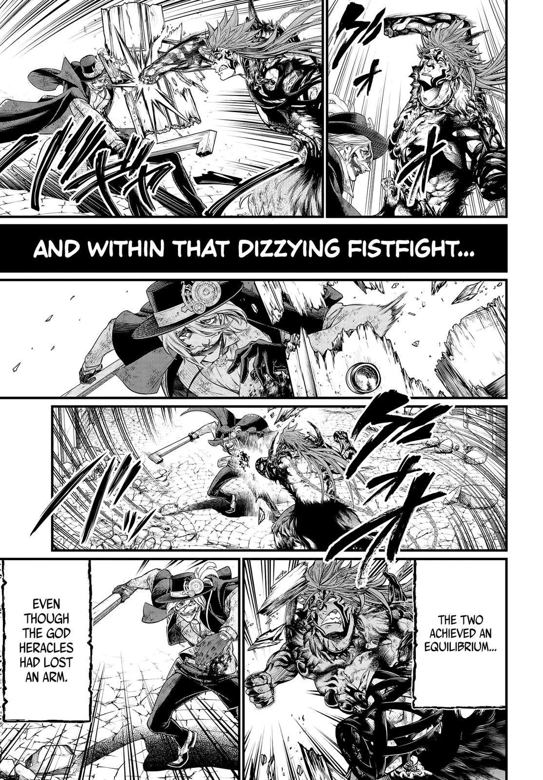 Shuumatsu no Valkyrie, Chapter 29 image 011