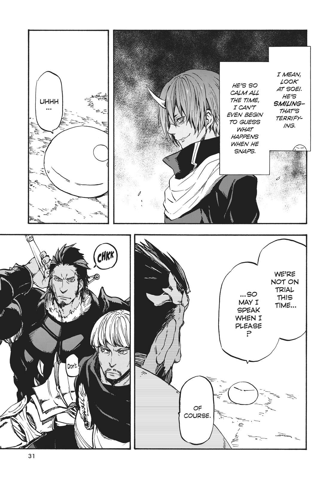 Tensei shitara Slime Datta Ken, Chapter 28 image 030