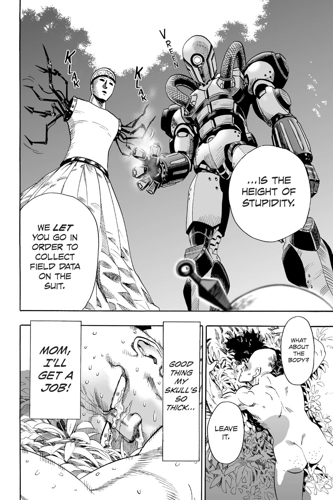 One-Punch Man, Chapter 14 image 022