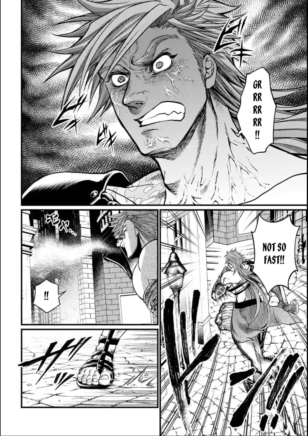 Shuumatsu no Valkyrie, Chapter 21 image 018